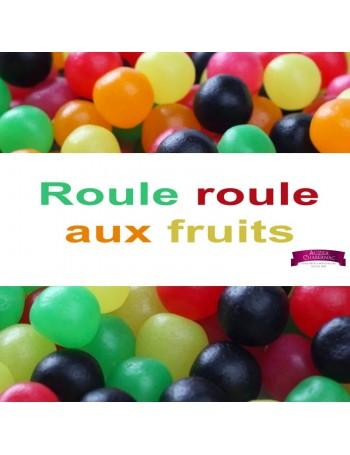 Roule roule aux fruits Auzier, roule roules