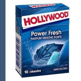Hollywood Power Fresh