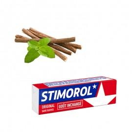 Stimorol original menthe reglisse sans sucre
