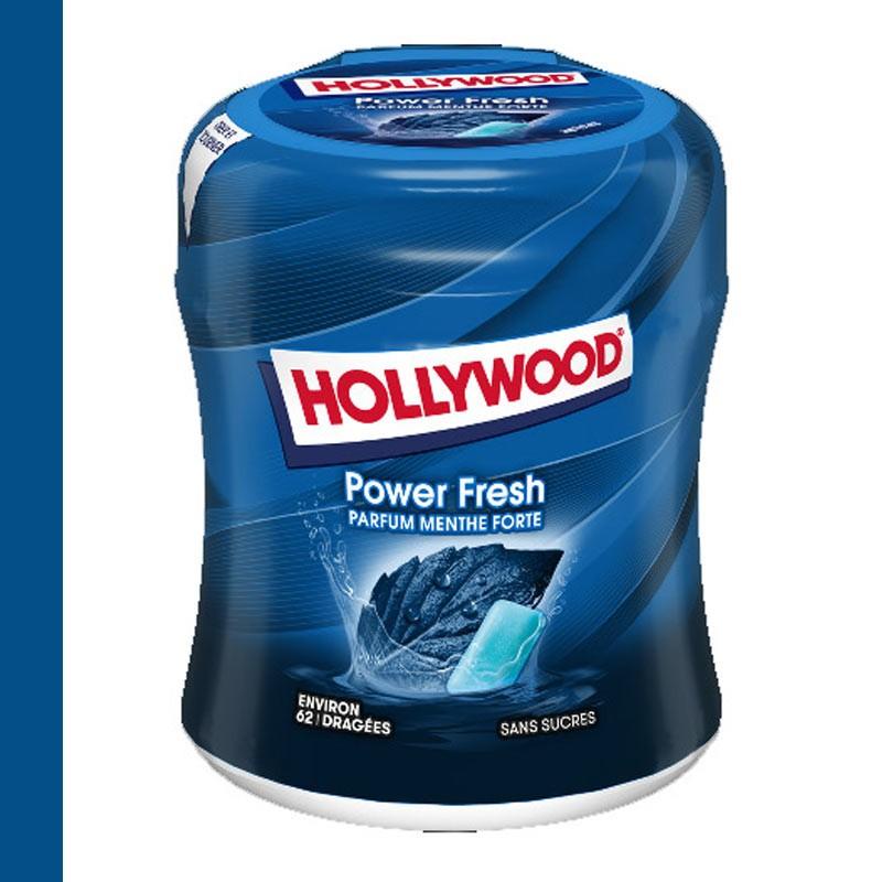 Hollywood bottle powerfresh