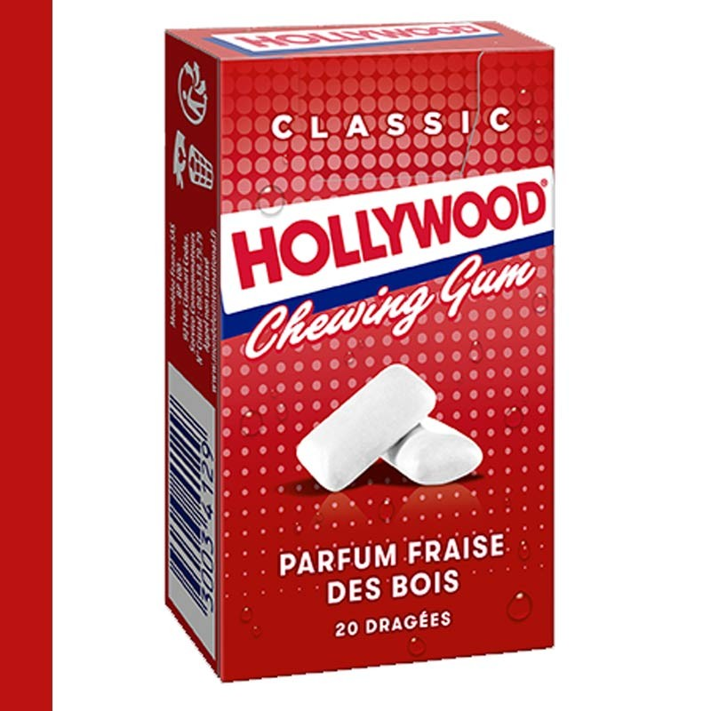 hollywood-chewing-gum;hollywood-hollywood-fraise-des-bois