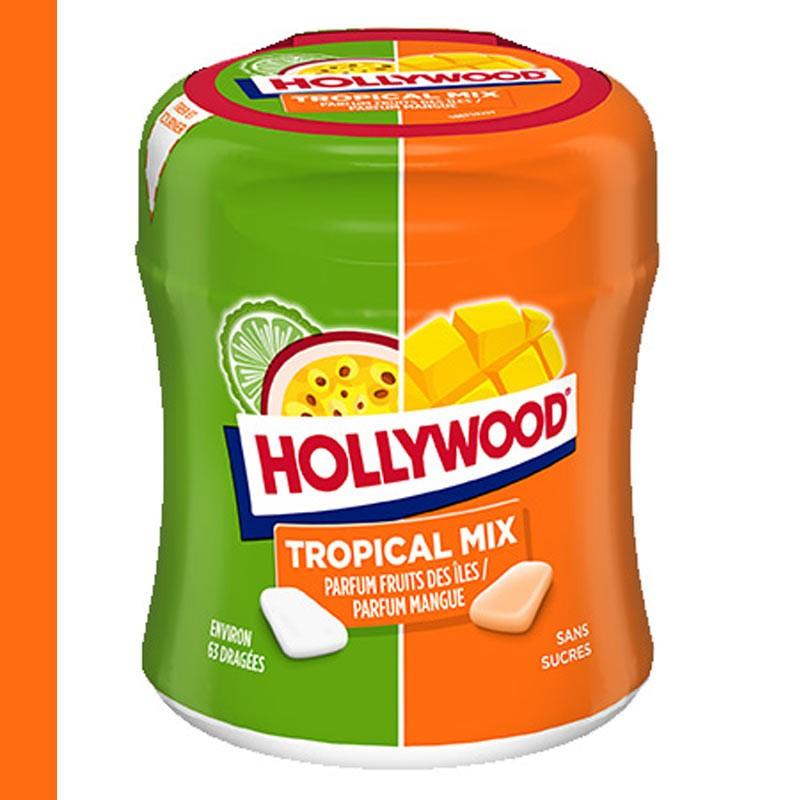 Hollywood bottle tropical mix sans sucre