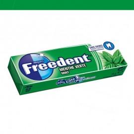 Freedent menthe verte