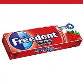 freedent-chewing-gum;wrigley-freedent-fraise