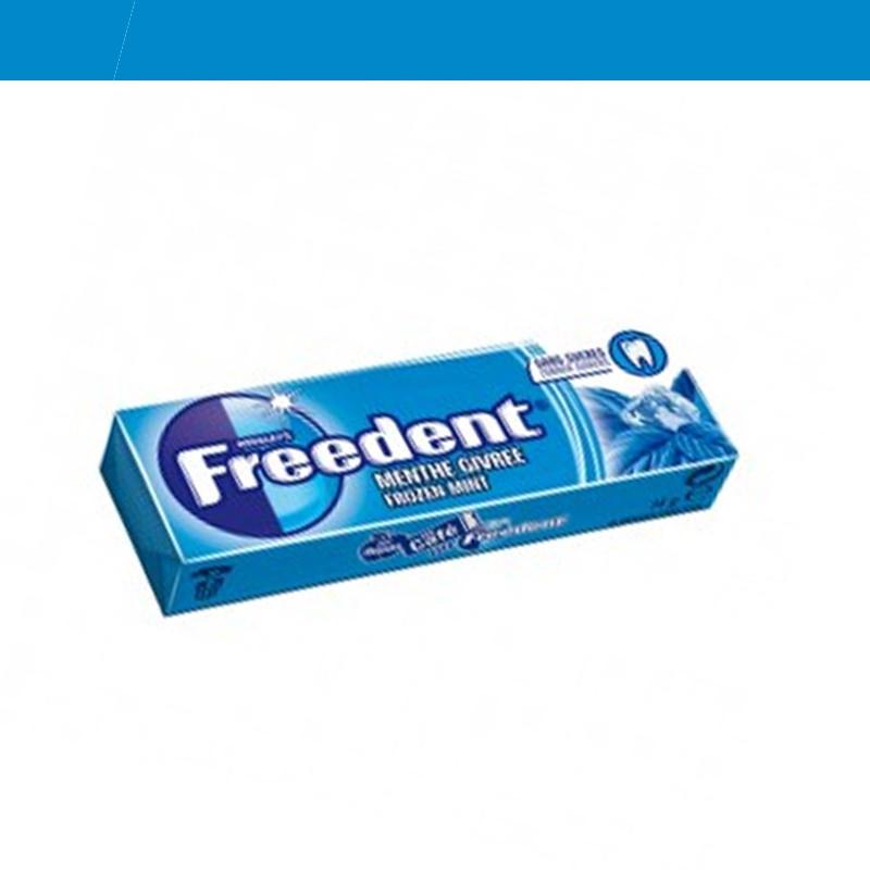 Freedent Menthe Givrée