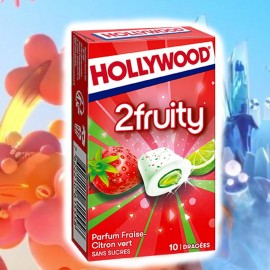 Hollywood 2 Fruity fraise citron
