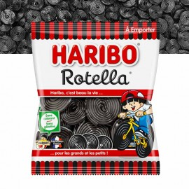 Rotella rouleau réglisse Haribo 120 g