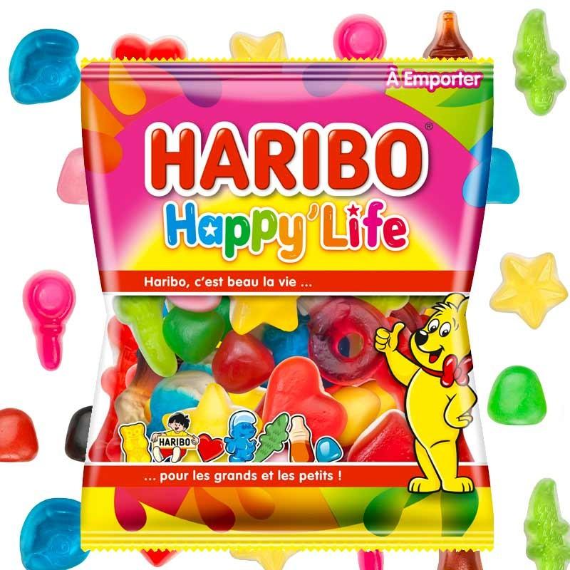 bonbons Happy Life de Haribo