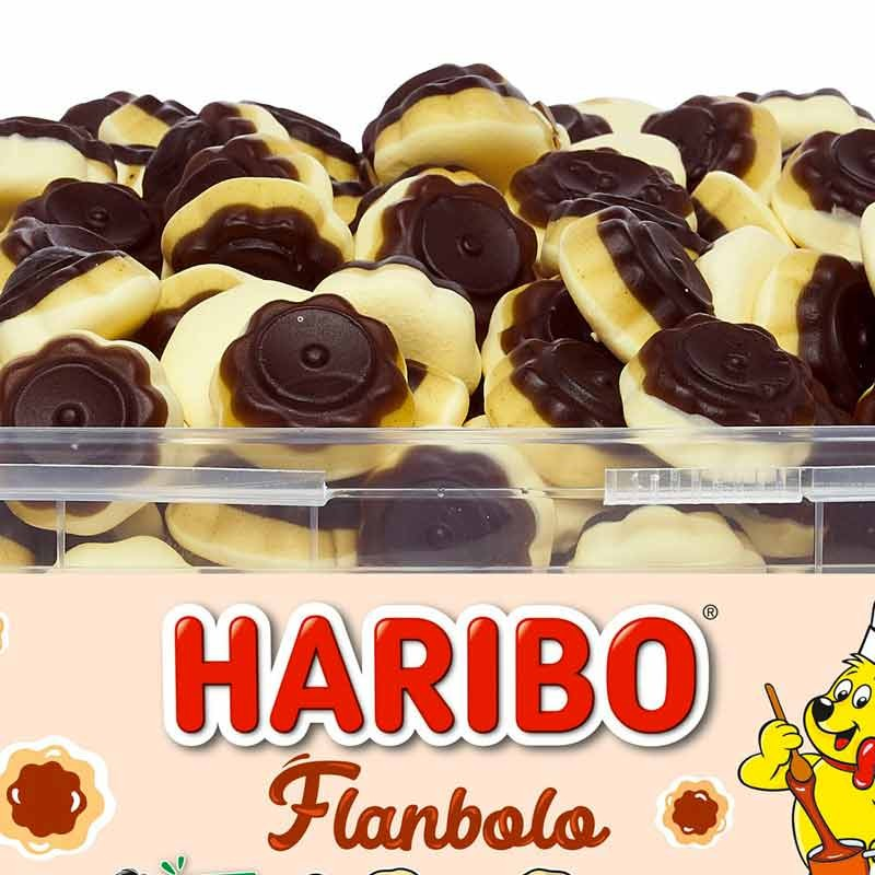 Flanbolo Caramel Haribo