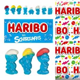 Schtroumpfs bonbon Haribo