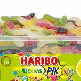 Worm Pik boîte 150 bonbons Haribo
