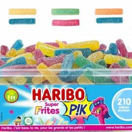 Super Frite Pik 210 bonbons boite