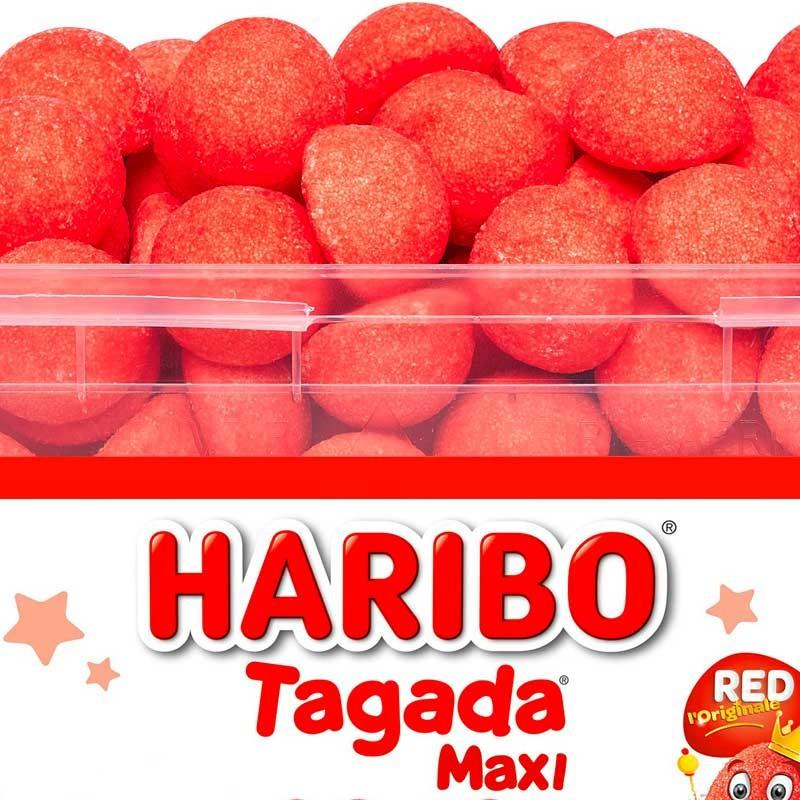 Maxi Fraise Tagada bonbon Haribo