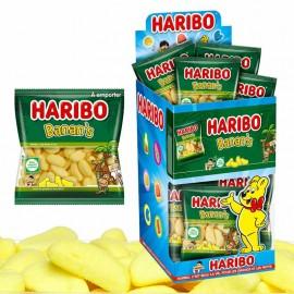 boite mini sachet banan's Haribo