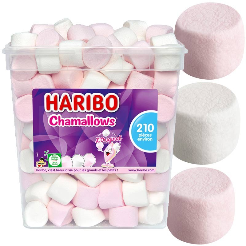 Chamallows Haribo Original