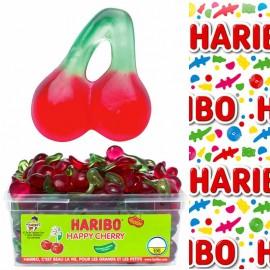 Happy Cherry Haribo, boîte 105 pièces
