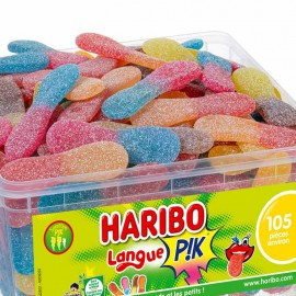 Langue Acide Pik Haribo