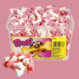Boîte de bonbons Os Trolli