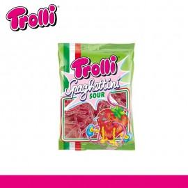 Spagettini fraise Trolli sac