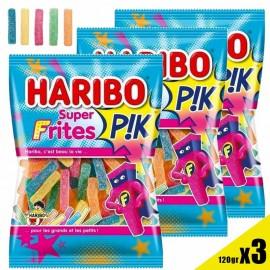 Haribo Super Frites PIK sachet 120gr