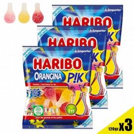 Orangina Pik Haribo sachet 120gr