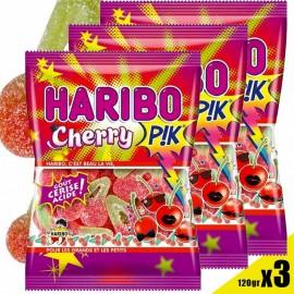 Cherry pik sachet 120gr