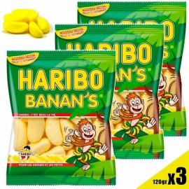 Bananes Haribo