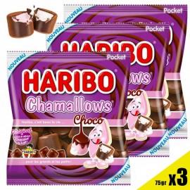 Chamallows Choco Haribo 75gr