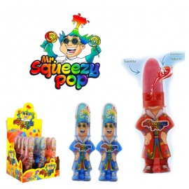 Sucette Mr Squeezy