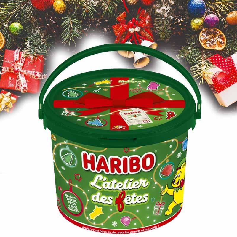 HARIBO seau Noël