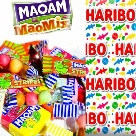 Maoam Mao Mix Haribo 1Kg