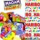 Maoam Mao Mix Haribo 1Kg