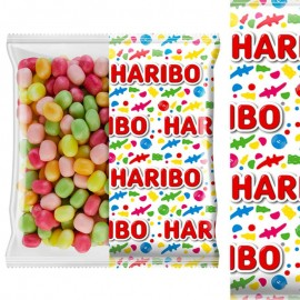 Mao Croqui Fruit Haribo, sac 1 kilo