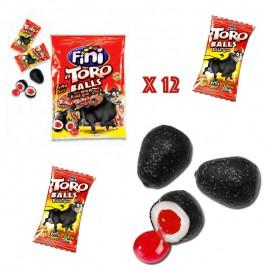Chewing-gum fantaisie El toro Balls
