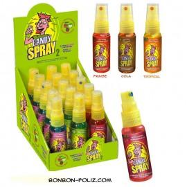 Candy Spray 2, 3 pièces