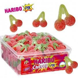 Cherry Pik Haribo, boîte de 105 pièces