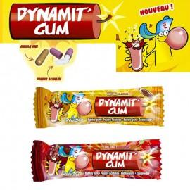 Dynamit Gum bubble gum, boîte de 200 pièces