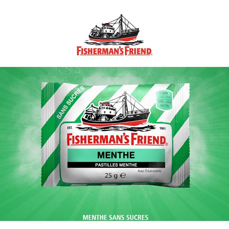 Fisherman Friend Menthe, 12 pièces x 25gr