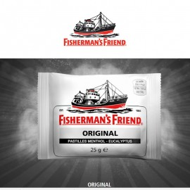 Fisherman Friend Original, 12 pièces x 25gr