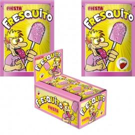 Fresquito Fraise sucette poudre, 20 pièces