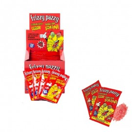 Frizzy Pazzy Fraise, 5 pièces