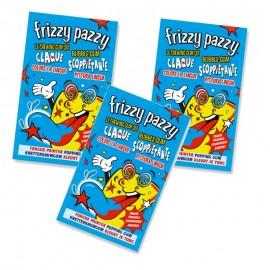 Frizzy Pazzy Tâche Langue, 25 pièces