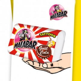 Malabar Cola, 50 pièces