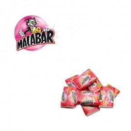 Malabar Goût fraise, 100 pièces
