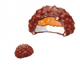 Petit Hérisson au chocolat - Emballage individuel, 40 pièces