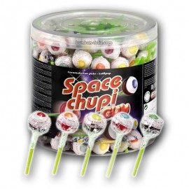 Space Chupi Gum, 40 pièces
