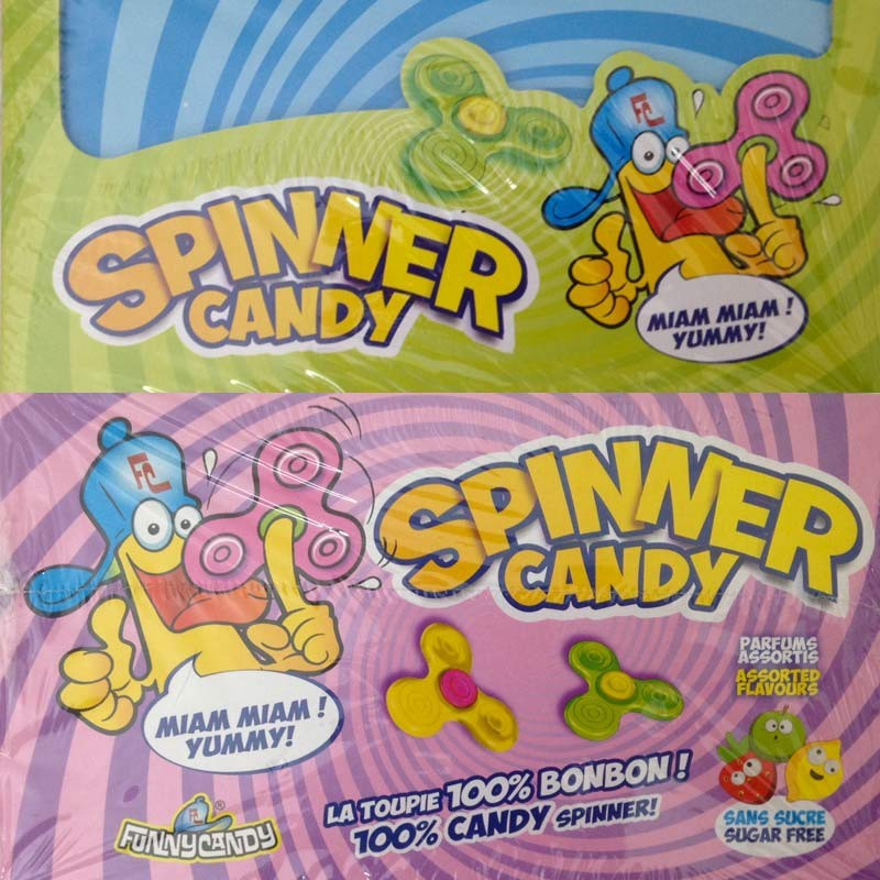 Spinner Candy, 2 pièces