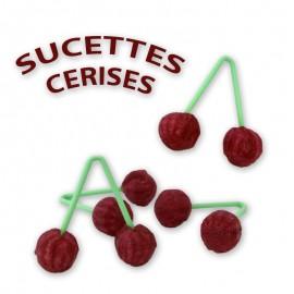 Sucettes Cerises, 20 pièces