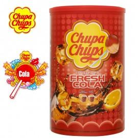 Sucettes Chupa Chups au Cola, 50 pièces