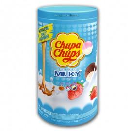 Sucettes Chupa Chups au lait, 50 pièces